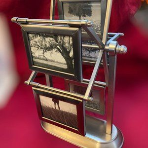 Rotating Ferris Wheel Picture Frame, Shows for 10p